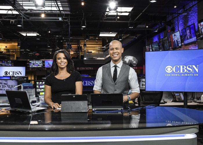 CBS News Launches Streaming-Video Morning Program