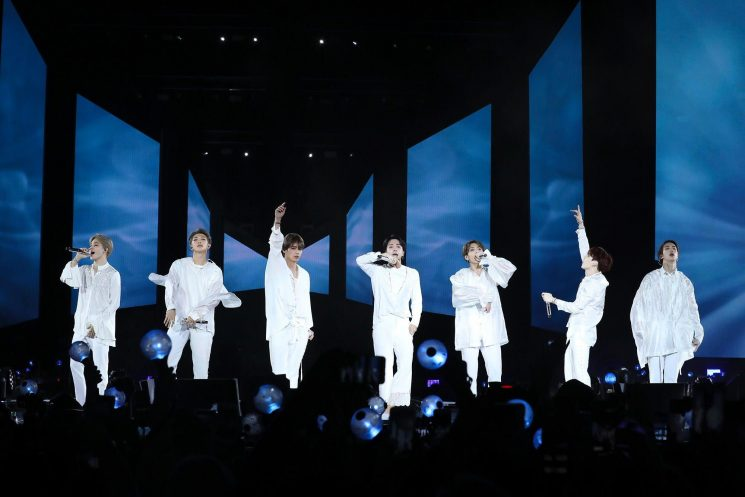 BTS Close U.S. Tour With Jubilant Show at New York's Citi Field