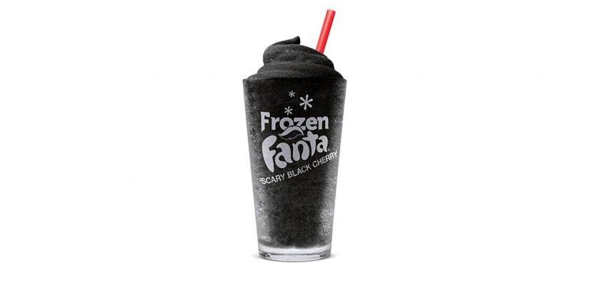 People Say Burger King's Halloween Slushie Is Making Their Poop Black