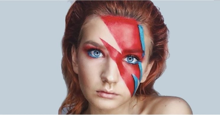 9 David Bowie Makeup Looks That Will Make You a Halloween Party Rebel, Rebel