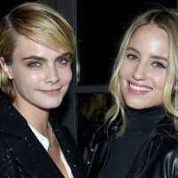 Cara Delevingne Steps Out For 'Through Her Lens' Program Party