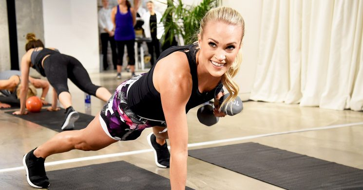 Fit Stars Share Their Favorite Workout Tips