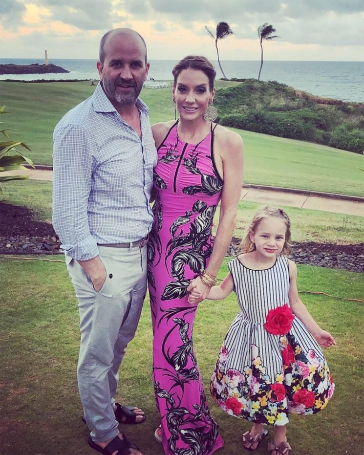 Why RHOD's Cary Deuber Had a Hysterectomy After Giving Birth to Her Daughter
