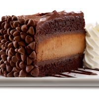 The Cheesecake Factory Is Giving Away Free Reese's and Hershey's Cheesecake Slices for Halloween