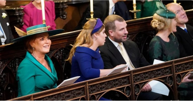 Why Sarah Ferguson's Seat at Princess Eugenie's Wedding Is Such a Big Statement