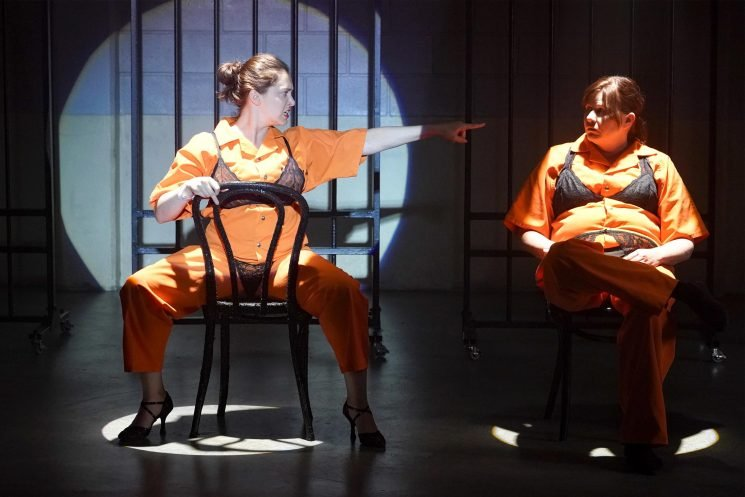 Crazy Ex-Girlfriend does the Cell Block Tango: Watch a clip