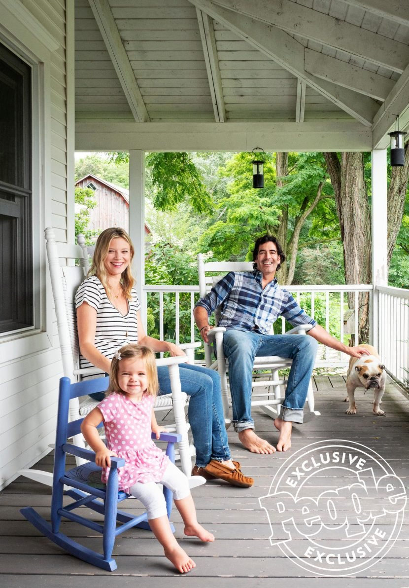 PHOTOS: Inside Trading Spaces' Carter Oosterhouse and Amy Smart's Michigan Farmhouse