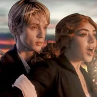 Charli XCX & Troye Sivan Release Epic Video For '1999' & It's The Perfect Homage To The '90s