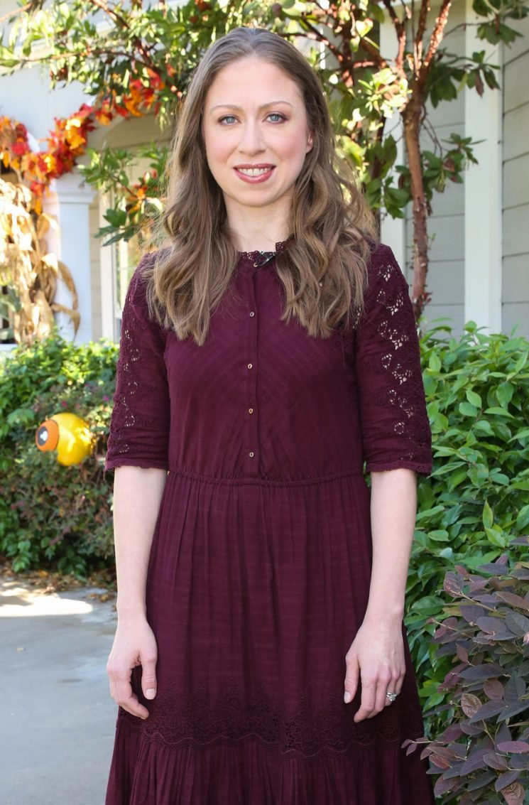 Chelsea Clinton Talks Her New Children's Book and Teaching Her Kids to Stand Up to Bullies