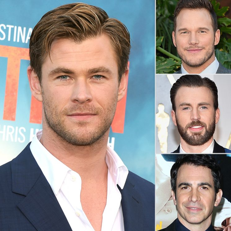 The Sexiest Men Alive: You Voted, Now See Who Won Sexiest Chris, Ryan, Matt and More