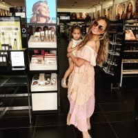 Chrissy Teigen Reveals Her Daughter Luna, 2½, Loves Makeup and Is a 'Manicure Kind of Gal'