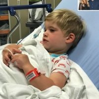 Why Tarek and Christina El Moussa's Son Brayden, 3, Was 'Taken to the Hospital in an Ambulance'