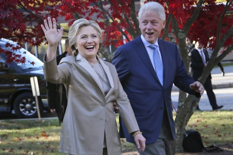Why Hillary Clinton can never admit the truth about Bill