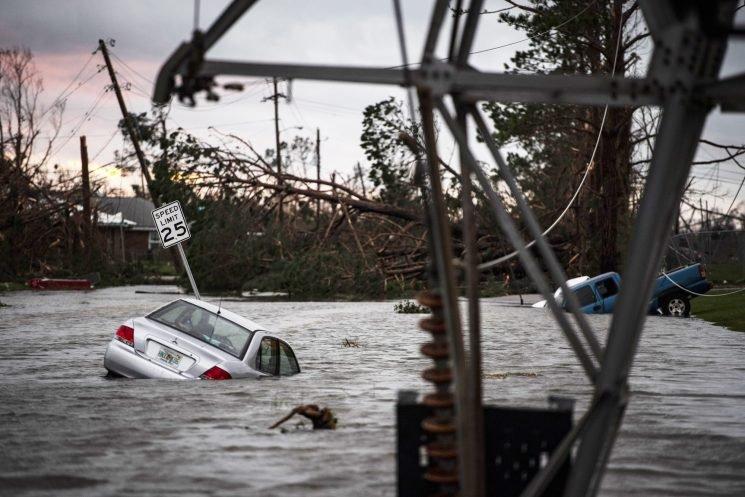 Hurricane Michael crushes Georgia, heads toward Carolinas
