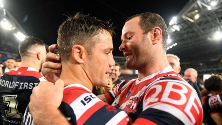 'Like a motorbike accident': Roosters doc lauds Cronk's courage