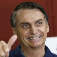 Echoes of White House: Far-right Trump fan wins first round in divided Brazil