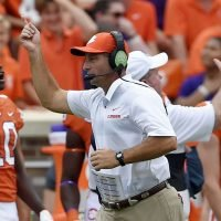 Let Clemson prove that this college football chaos is a myth