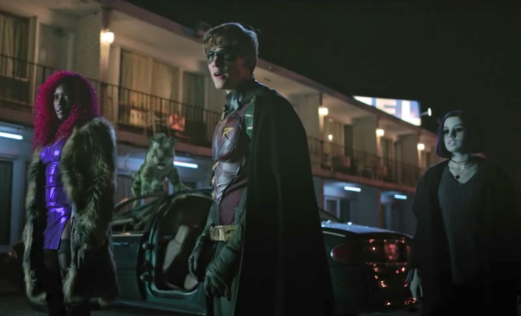 'Titans' Has Already Been Renewed For Season 2, So You Know Season 1 Will Be Good