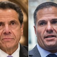 Cuomo finally agrees to in-person debate with GOP challenger