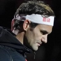Federer stunned at Shanghai Masters as Coric makes final