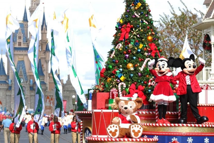 Disney at Christmas: Everything You Want to Know About Ticket Prices, Crowds, and More – The Cheat Sheet