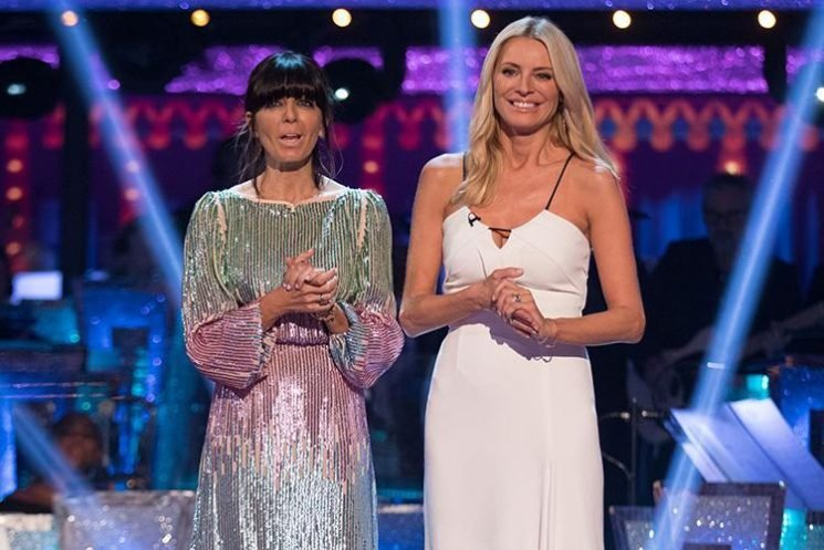 Here's how to get Claudia Winkleman and Tess Daly's designer Strictly Come Dancing looks for less