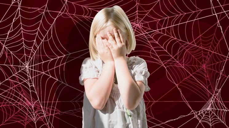 What to Do if Your Child Is Scared of Halloween