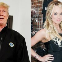 Trump Shockingly Calls Stormy Daniels 'Horseface' & Says He'll 'Go After Her' & Twitter's Not Amused