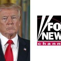 President Donald Trump Set For Live Interview Tonight On 'Fox News @ Night'