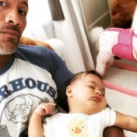 Dwayne Johnson's 5-Month-Old Daughter Tiana Poops While He Sings to Her – See the Funny Photo