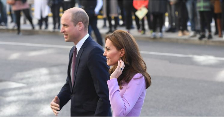 Will and Kate Return For Their First Joint Royal Outing Together Since Prince Louis's Birth