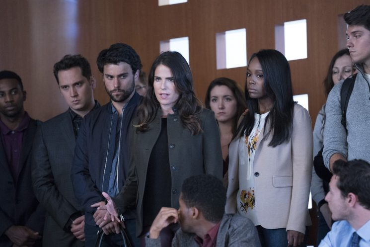 There May Be Hope For Flaurel Fans On 'HTGAWM'