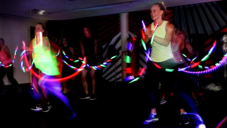 The latest fitness class that doesn't even feel like exercise