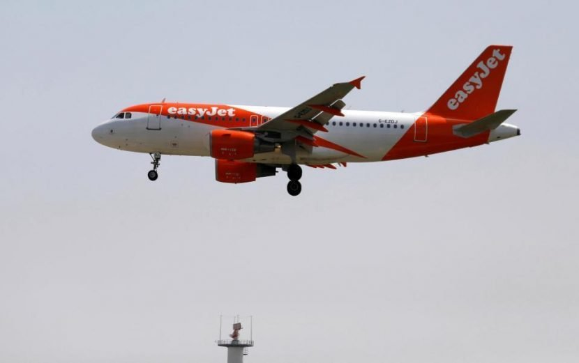 Easyjet increases fees for infants and passengers who check in new bags at airport