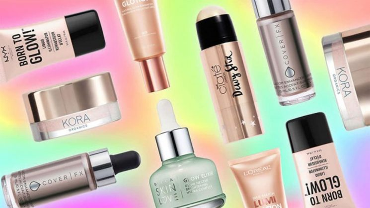 Top-Rated Beauty Products That'll Give You Glowy Skin