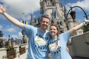 Disney-Loving Couple Visits All 6 Theme Parks in 1 Day: 'It's Just Been a Dream Come True'