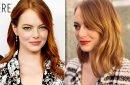 Emma Stone's Shoulder-Length Lob, Plus More Celeb Hair Switch-Ups
