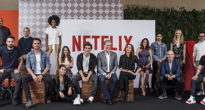 Netflix Ramps Up Colombian Production