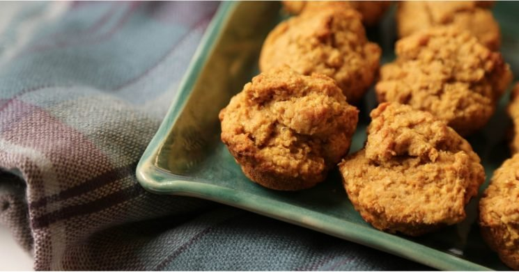 Your Dinner Table Isn't Complete Without Pumpkin Cornbread Biscuits