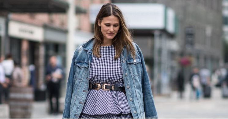 28 Outfit Ideas That'll Make You Believe Midi Dresses Are a Fall Staple