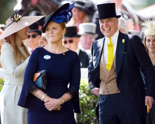 Prince Andrew Wishes Ex-Wife (and Royal Roommate!) Fergie 'a Very Happy Day' on Her Birthday