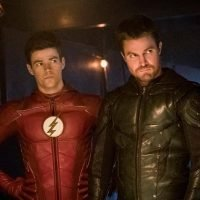 Arrowverse Elseworlds crossover poster revealed with Stephen Amell, Grant Gustin