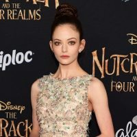Mackenzie Foy is a Real-Life Princess at 'Nutcracker & the Four Realms' Premiere!