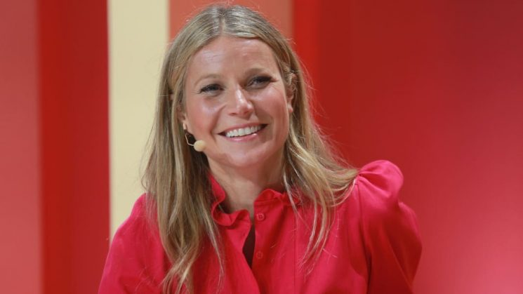 Gwyneth Paltrow Has a New Outlook on Marriage