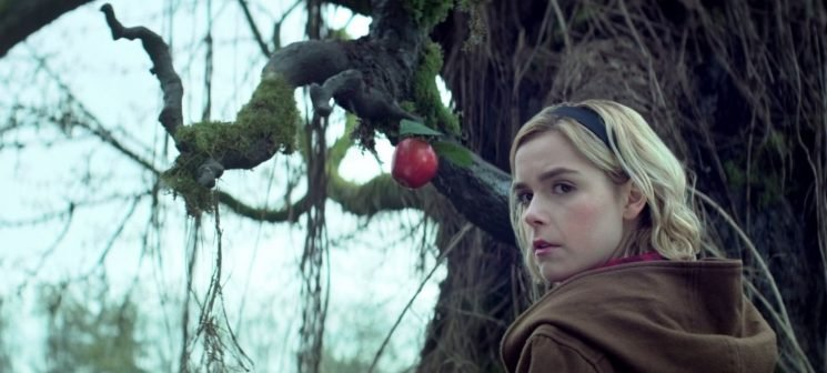 The Chilling Adventures of Sabrina is a bewitching revamp that plays like Buffy for 2018