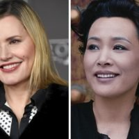 Geena Davis & Joan Chen Join Jessica Chastain In 'Eve'