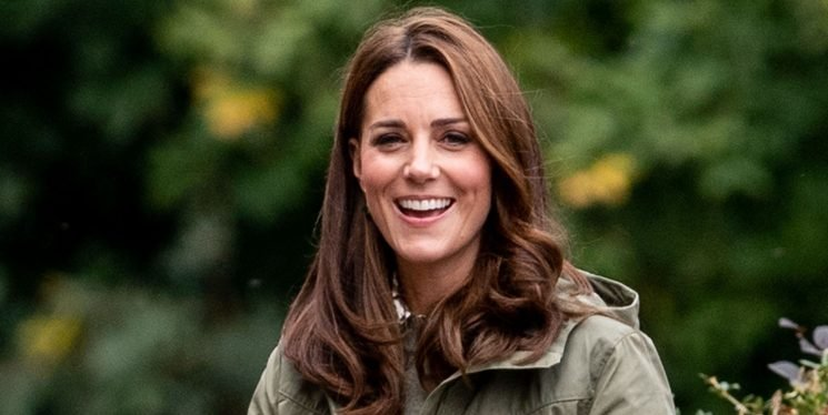 Kate Middleton Came Back From Maternity Leave With A Fresh New Haircut