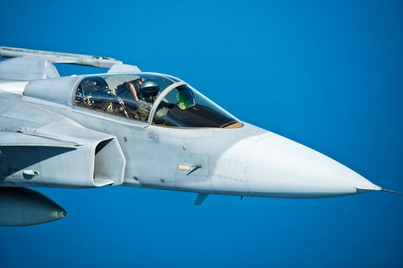 Marine Pilot's 'Irregular Flight Pattern' Draws Phallic Image in Sky —See the Photos