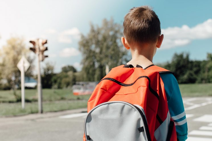 Think Your Child's Backpack Is Too Heavy? How to Tell If It's Causing Permanent Spinal Damage
