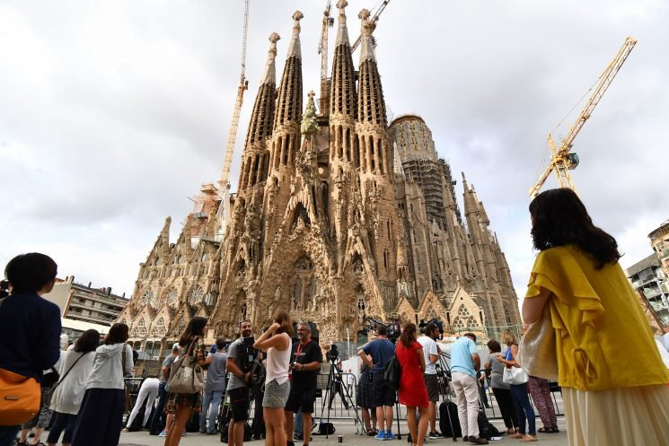 Iconic Barcelona Landmark Sagrada Familia Owes 136 Years of Unpaid Permit Fees Totaling $41M